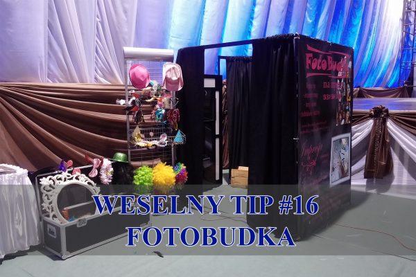 fotobudka - atrakcja na wesele